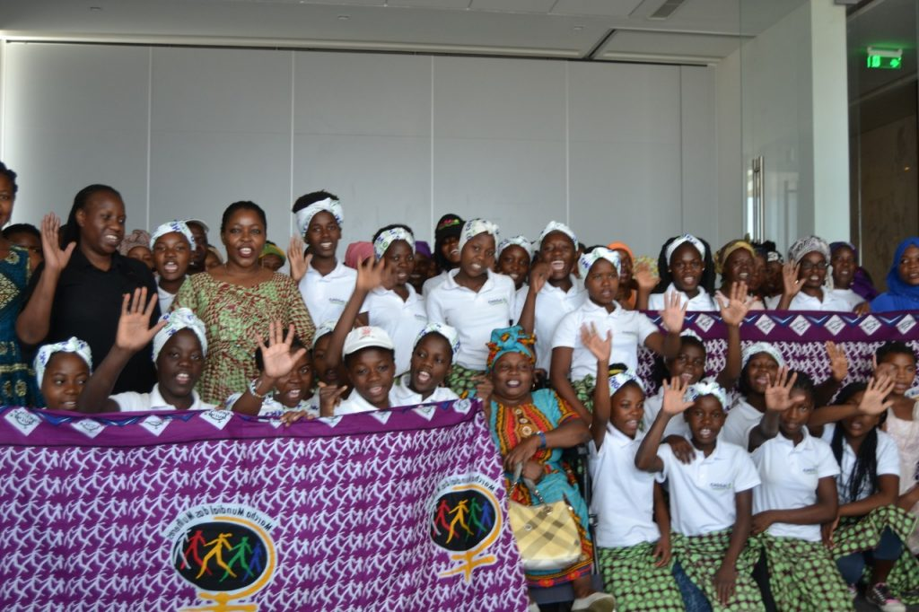 I Fórum Municipal sobre Género, Cultura, Segurança Urbana e Políticas Públicas para Rapariga e Mulheres Jovens na cidade de Nampula